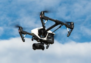 Drones or RPAS are often used for commercial filming e.g. movies, commercials.