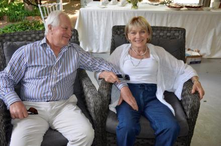 Rob & Christine